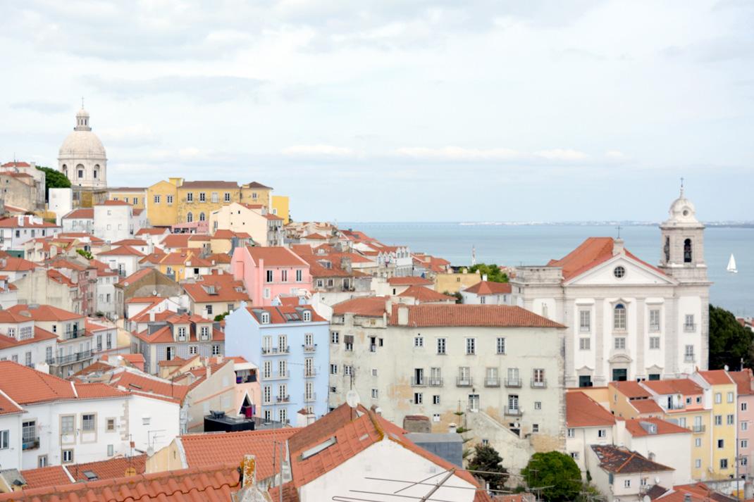 48 Stunden in Lissabon // @ Sarah Gessner